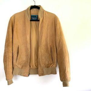 VTG COOPER Leather Jacket